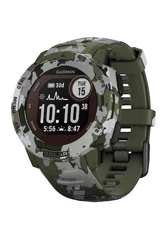 Garmin Smartwatch »Instinct Solar Camo Edition« kaufen