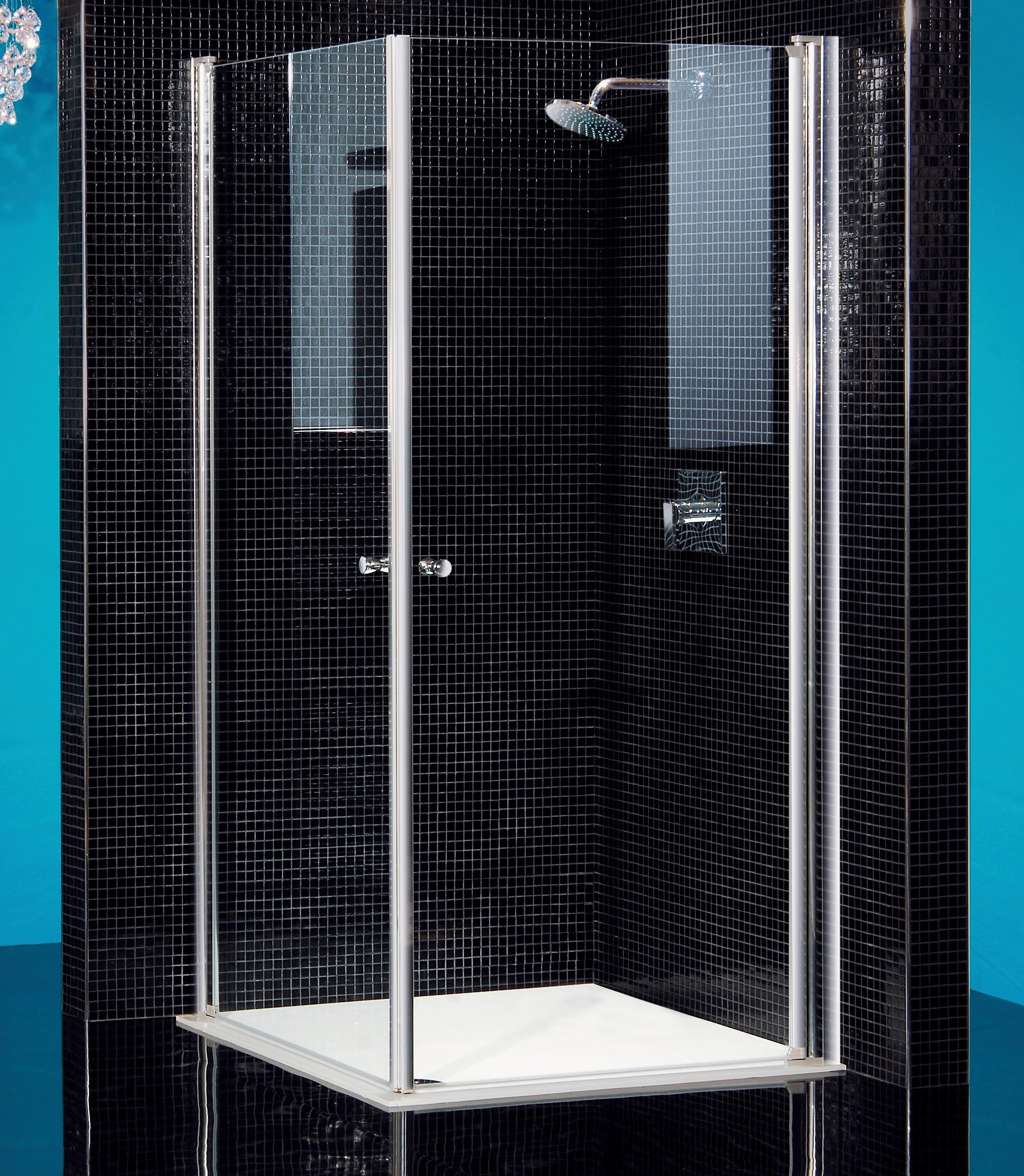 Duschwanne »eckig, 90 x 90 cm« | Bad > Duschen > Duschwannen | Weiß | QUELLE