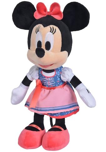 SIMBA Kuscheltier »Disney, Dirndl Minnie, 25 cm« kaufen