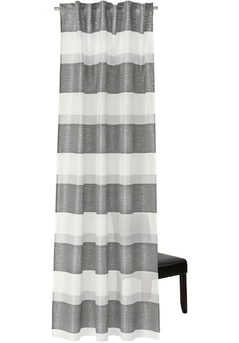 Neutex for you! Vorhang nach Maß »PEPITO«, Schal mit verdeckten Schlaufen kaufen