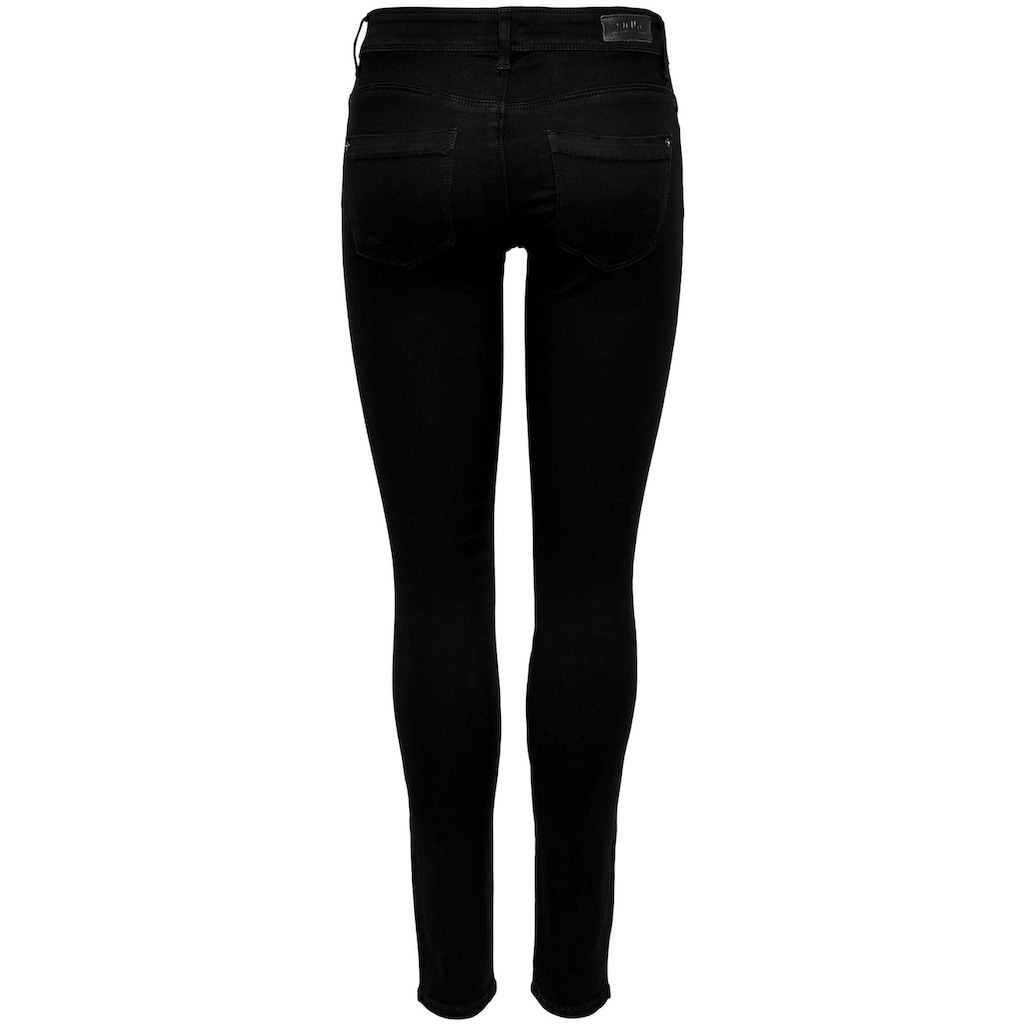 Only Skinny-fit-Jeans »ONLULTIMATE KING LIFE«