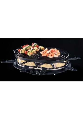 RUSSELL HOBBS Raclette »21000-56 Fiesta Multi Raclette«, 6 St. Raclettepfännchen, 1200 W kaufen