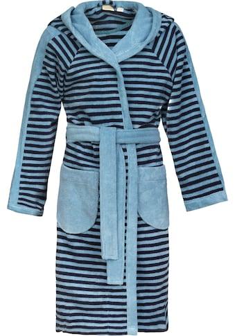 Esprit Kinderbademantel »Little Stripped Hoody«, mit Zipfelmütze kaufen