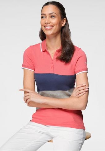 KangaROOS Poloshirt, mit Colorblocking kaufen