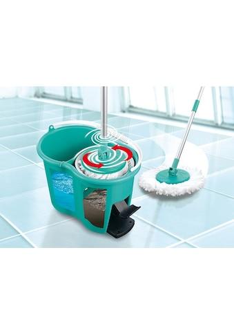 CLEANmaxx Wischmopp Basis - Set & Ersatz - Moppaufsatz, 0 Watt kaufen