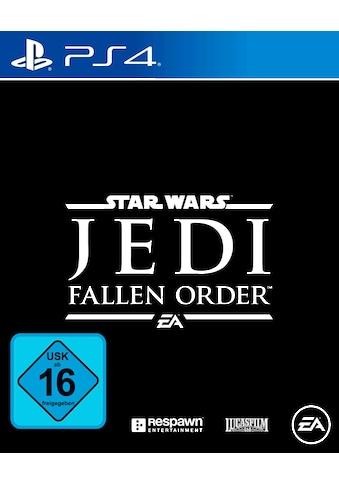 Electronic Arts Spiel »Star Wars Jedi: Fallen Order«, PlayStation 4 kaufen