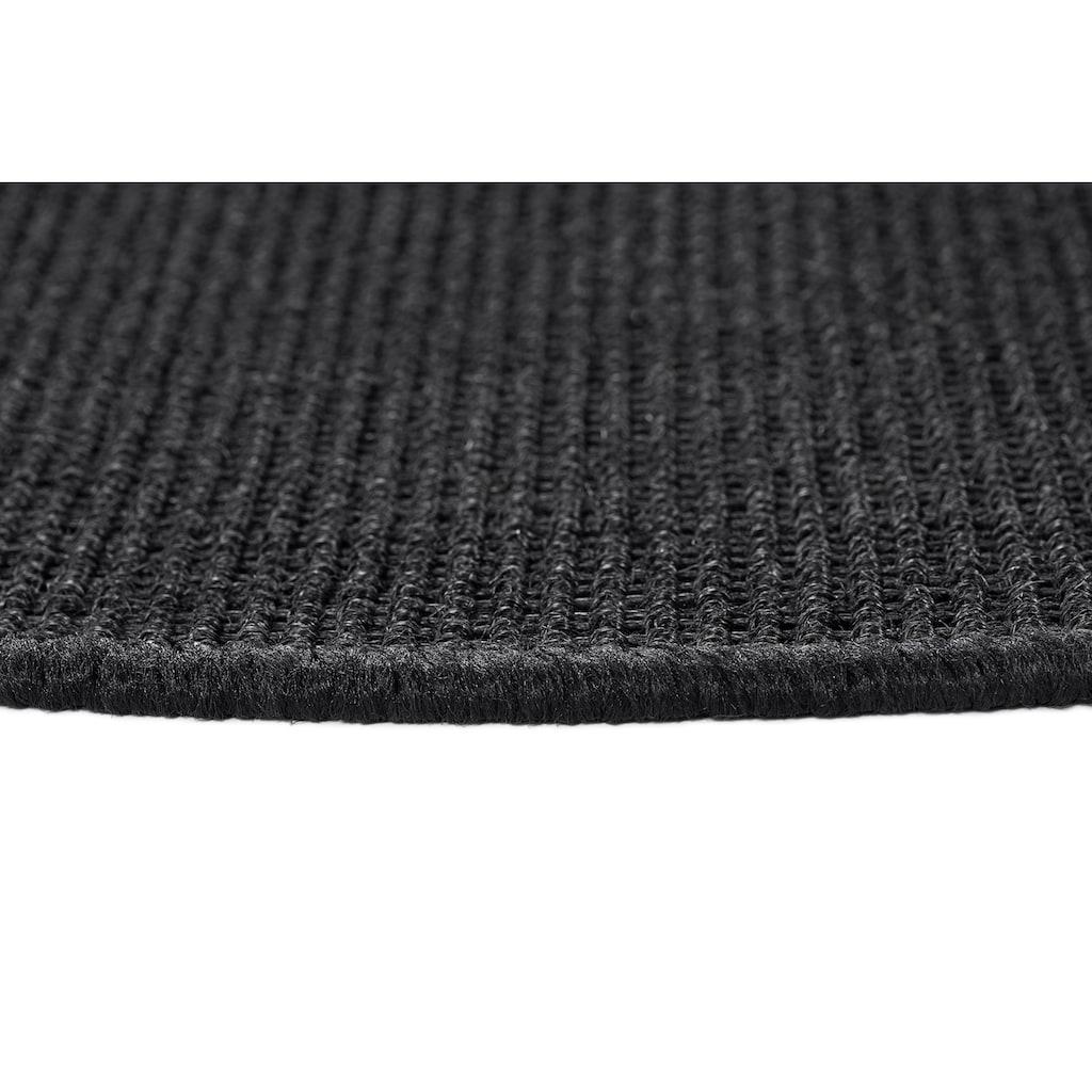 Andiamo Stufenmatte »Odense«, halbrund, 9 mm Höhe, 100% Sisal, erhältlich als Set mit 2 Stück oder 15 Stück