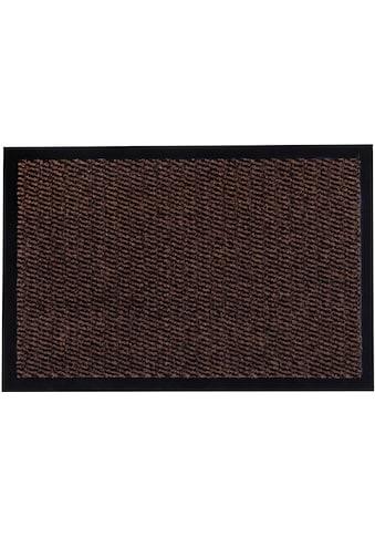 Fußmatte, »Easy«, Andiamo, rechteckig, Höhe 5 mm, maschinell getuftet kaufen