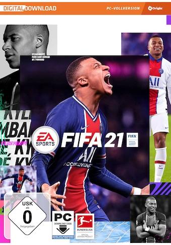 Electronic Arts Spiel »FIFA 21«, PC kaufen
