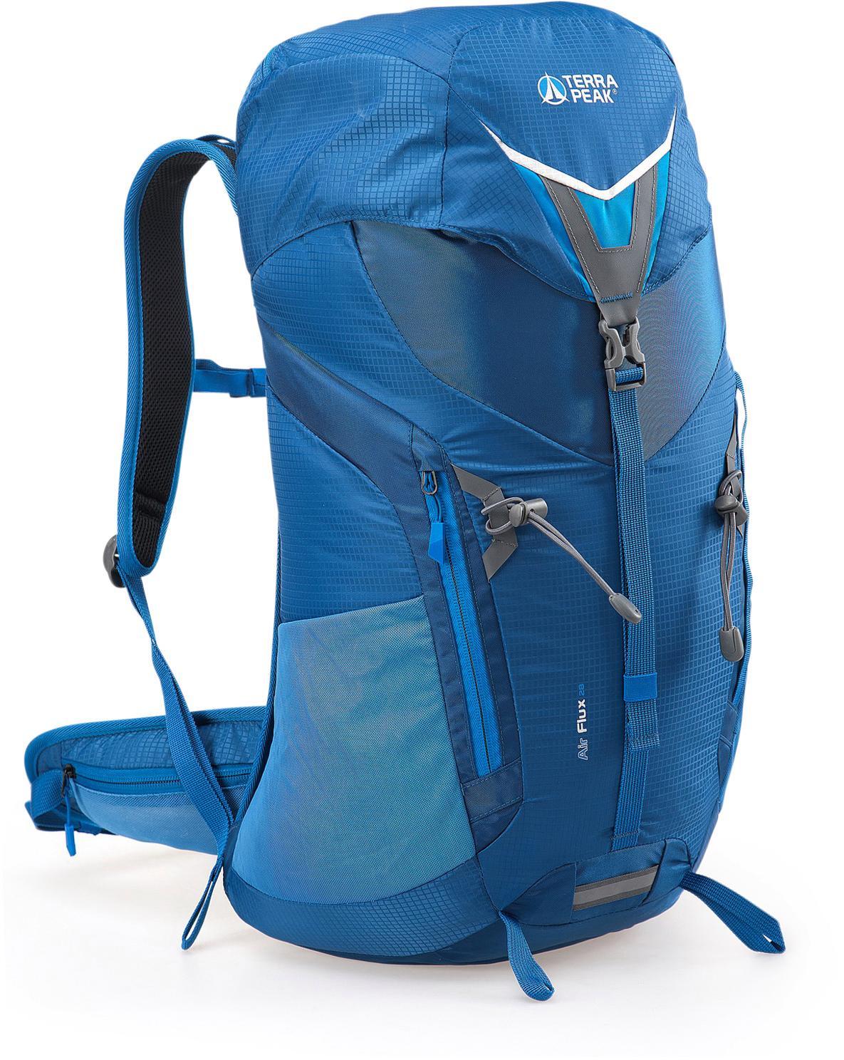 Terra Peak Trekkingrucksack »Airflux 28« | Taschen > Rucksäcke > Sonstige Rucksäcke | Blau | TERRA PEAK