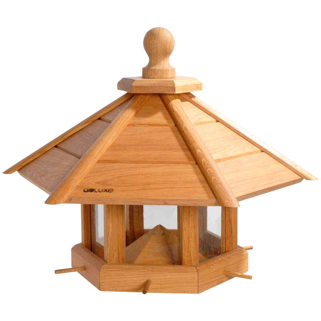 LUXUS-VOGELHAUS Vogelhaus »Anflug«, BxTxH: 55x62x43 cm