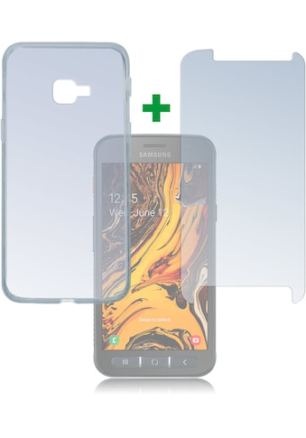 4smarts Handyhülle »360° Protection Set für Galaxy Xcover 4s«, Cover kaufen