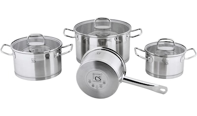 CS Koch - Systeme Topf - Set »Herten« (Set, 7 - tlg.) kaufen