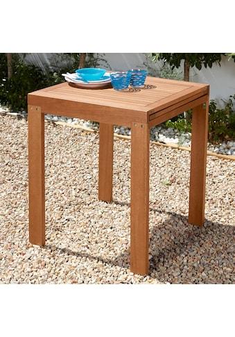 MERXX Gartentisch »Borkum«, 70x130 cm kaufen