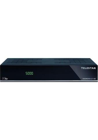 TELESTAR Full HD DVB - S2 Empfänger/Receiver »DIGINOVA 21 HD« kaufen