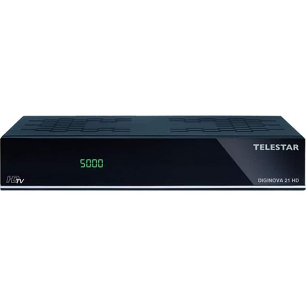 TELESTAR SAT-Receiver »DIGINOVA 21 HD«