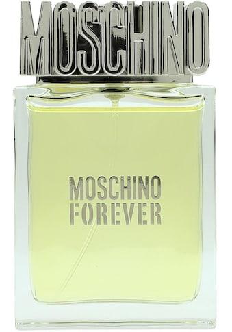 Moschino Eau de Toilette »Forever« kaufen