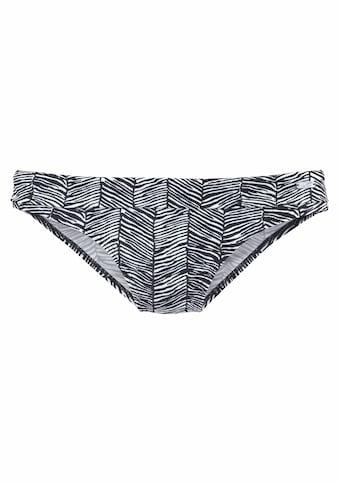 Venice Beach Bikini-Hose »Sugar«, mit Umschlagbund kaufen