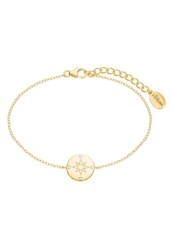 s.Oliver Armband »Kompass, 2025612« kaufen