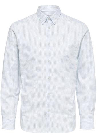 SELECTED HOMME Langarmhemd »MICHIGAN SHIRT« kaufen
