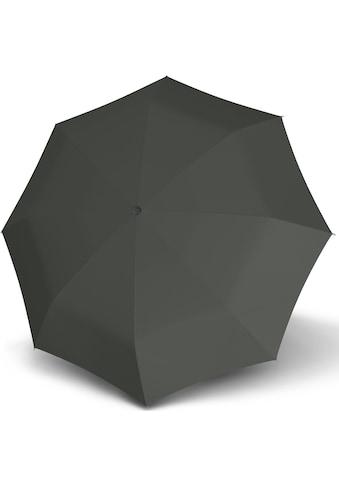 Knirps® Taschenregenschirm »I.200 Medium Duomatic, dark grey« kaufen