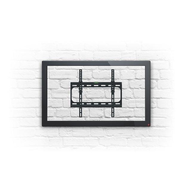 Opticum Red »AX Mirage 42 Wandhalterung TV« TV-Wandhalterung, bis 42 Zoll