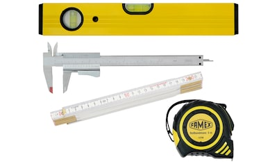 FAMEX Wasserwaage »Messwerkzeuge« kaufen