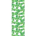 QUEENCE Vinyltapete »Tropische Blätter-Grün«, 90 x 250 cm, selbstklebend