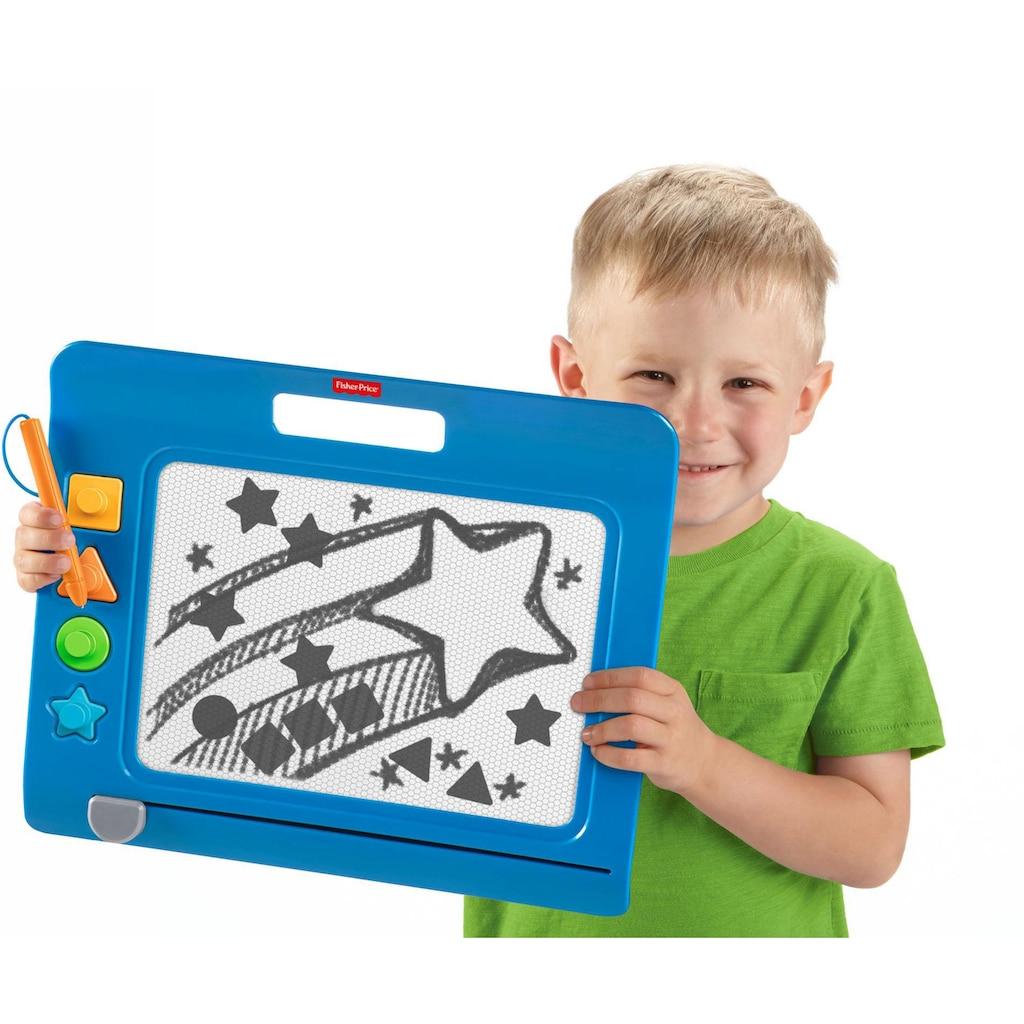 Fisher-Price® Zaubertafel »Doodle Pro Stempelspaß, blau«