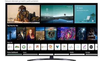 "LG LCD-LED Fernseher »70UP81009LR«, 177 cm/70 "", 4K Ultra HD, Smart-TV, LG Local... kaufen"