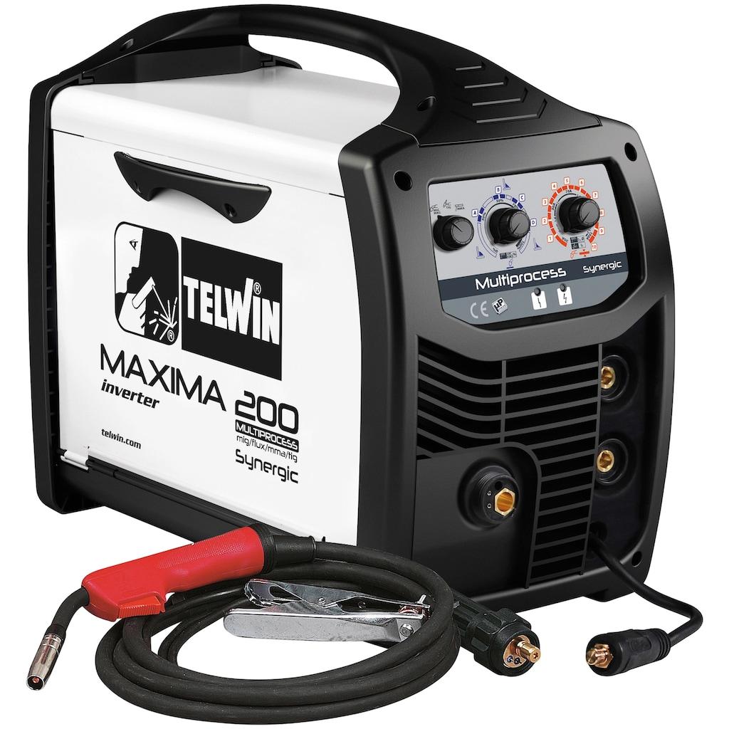 TELWIN Schutzgasschweißgerät »Maxima 200«