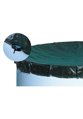 MyPool Pool-Abdeckplane, für Achtform- und Ovalbecken, in verschiedenen Größen kaufen
