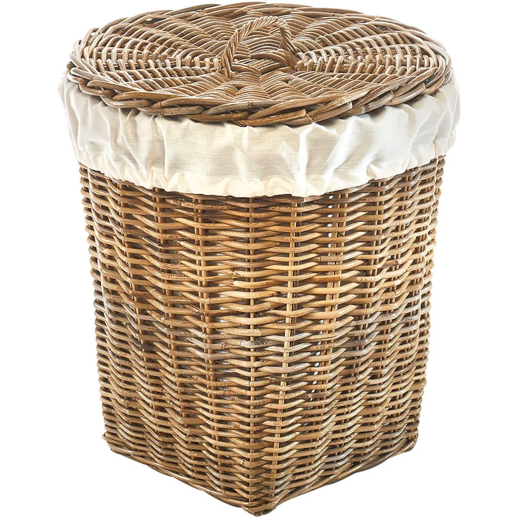 locker Wäschekorb »Kubus«, Größe M