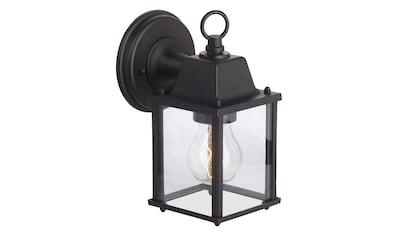 Brilliant Leuchten Irvin Außenwandleuchte hängend schwarz kaufen