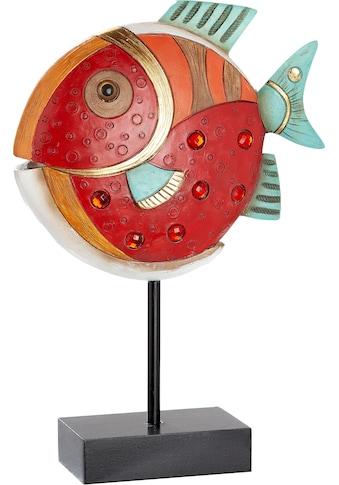 GILDE Dekofigur »Tropischer Fisch auf Stabsockel« (1 Stück) kaufen