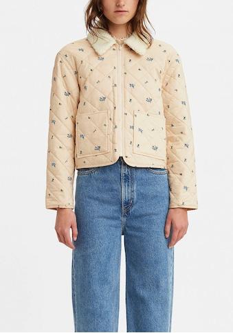 Levi's® Jeansjacke »3 in 1 Trucker«, mit Teddyfell-Kragen kaufen