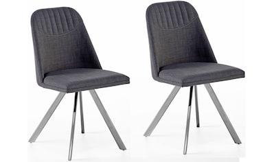 MCA furniture Esszimmerstuhl »Elara«, drehbar 180° mit Nivellierung, Belastbar bis... kaufen