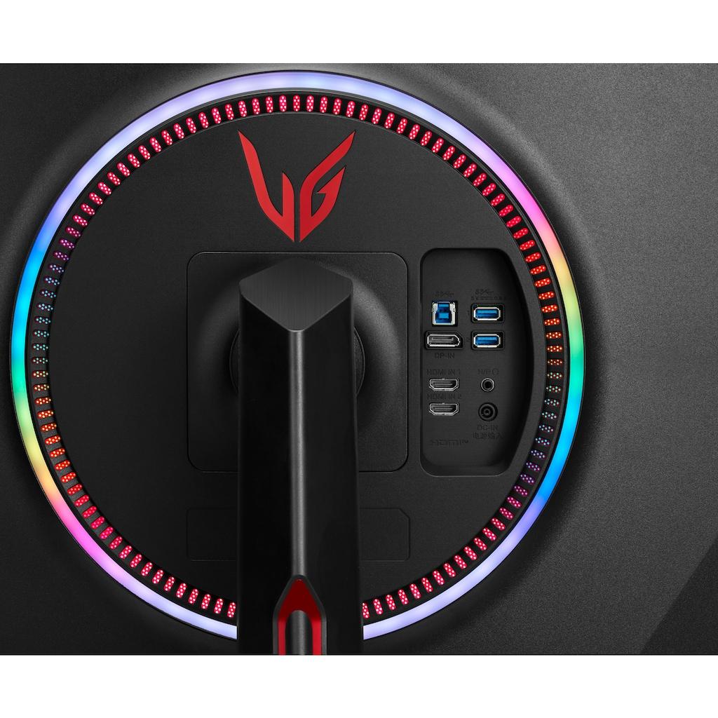 LG Curved-LED-Monitor »38WN95C«, 160 Hz