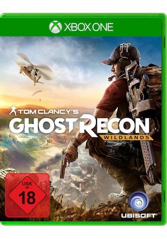 UBISOFT Spiel »Tom Clancy's: Ghost Recon Wildlands«, Xbox One, Software Pyramide kaufen