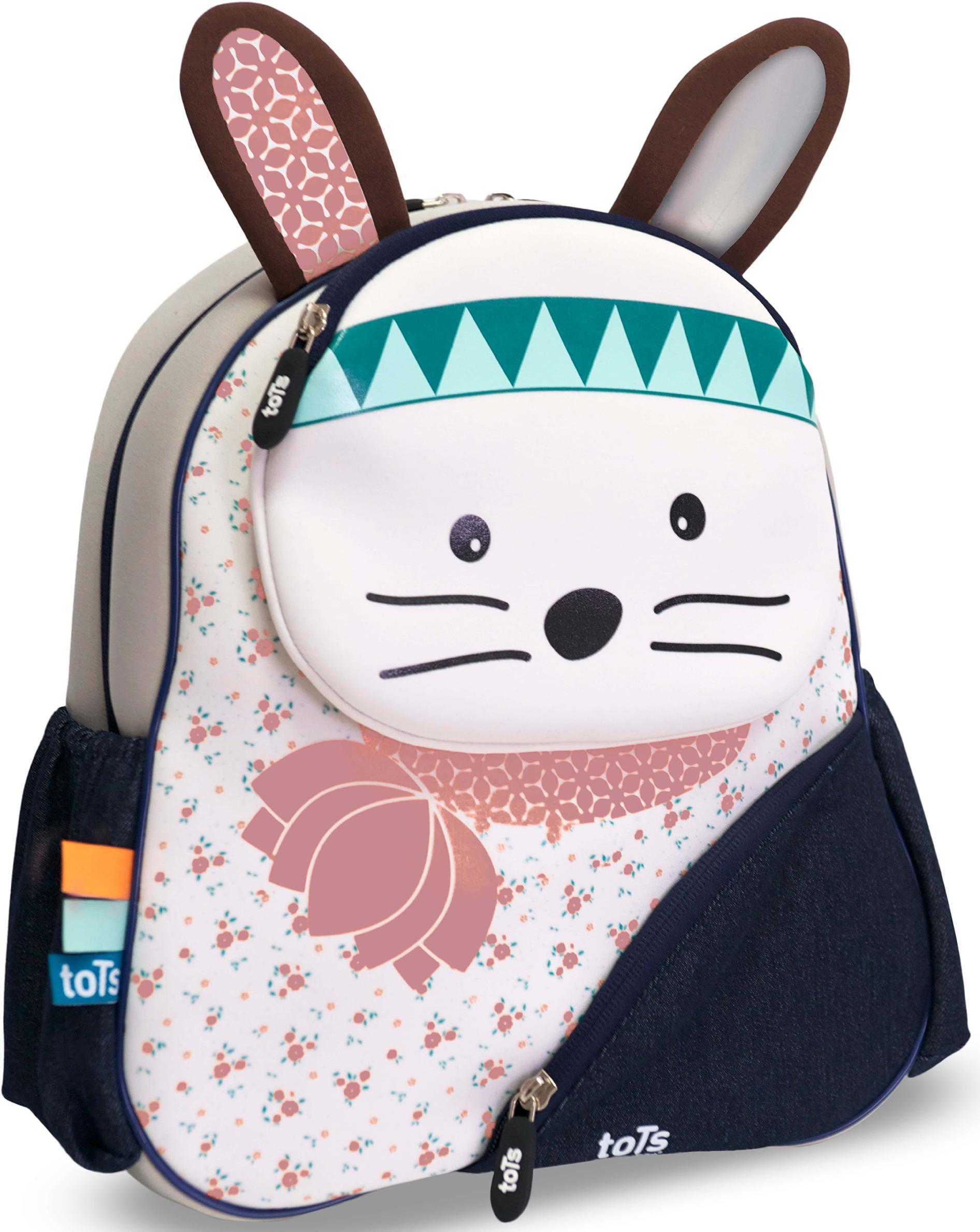 SmarTrike® Kindergartenrucksack, »toTs by SmarTrike® Fur-ever Hase« | Taschen > Rucksäcke > Sonstige Rucksäcke | Pink | Ab | SMARTRIKE