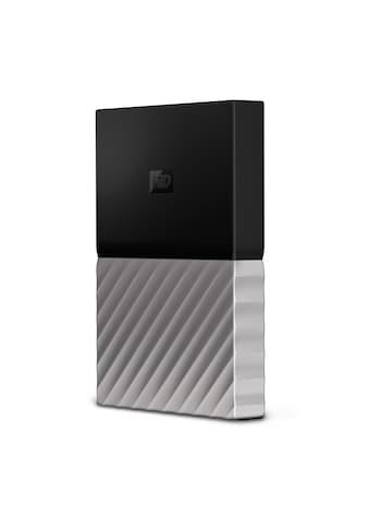 WD My Passport Ultra 2 TB »Tragbarer Speicher« kaufen