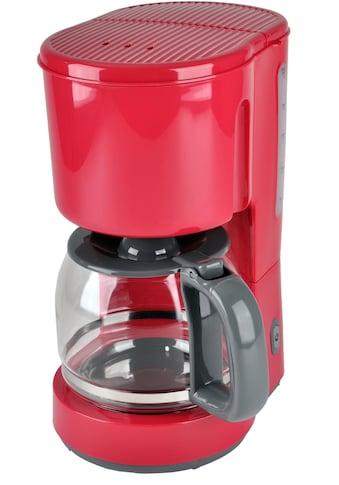 Efbe - Schott Filterkaffeemaschine SC KA 1080.1 Rot, Permanentfilter 1x4 kaufen