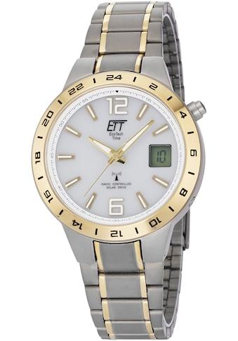 ETT Funkuhr »Basic Titan, EGT-11410-40M« kaufen
