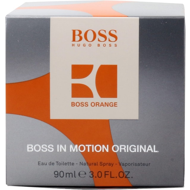 """Boss Eau de Toilette """"Boss in Motion"""""""