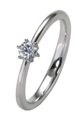 """Firetti Diamantring »Verlobungsring """"Solitär""""« kaufen"""