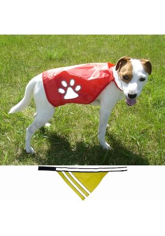 HEIM Hundeweste mit Halstuch, in verschiedenen Größen kaufen