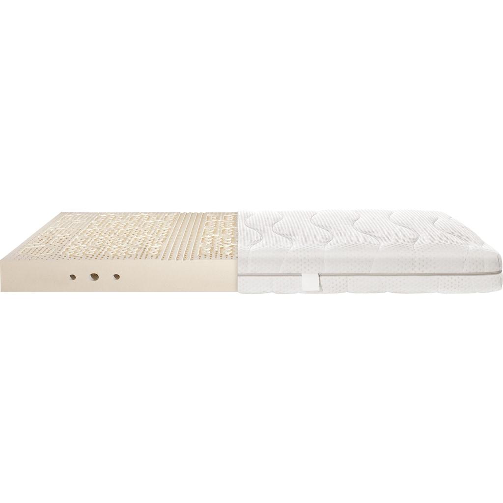 Selecta Latexmatratze »Selecta L4 Latexmatratze«, 17 cm cm hoch, Raumgewicht: 60 kg/m³, (1 St.)