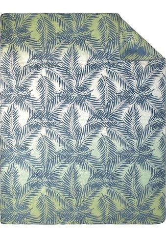 SEI Design Wohndecke »Kassandra«, mit Palmenwedeln kaufen