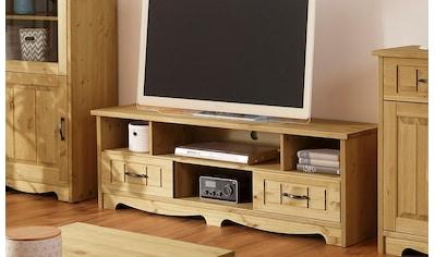 Home affaire Lowboard »Trinidad«, Breite 148 cm, mit 2 Schubladen kaufen