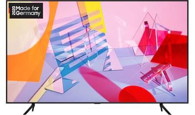 Samsung GQ65Q60T QLED - Fernseher (163 cm / (65 Zoll), 4K Ultra HD, Smart - TV kaufen